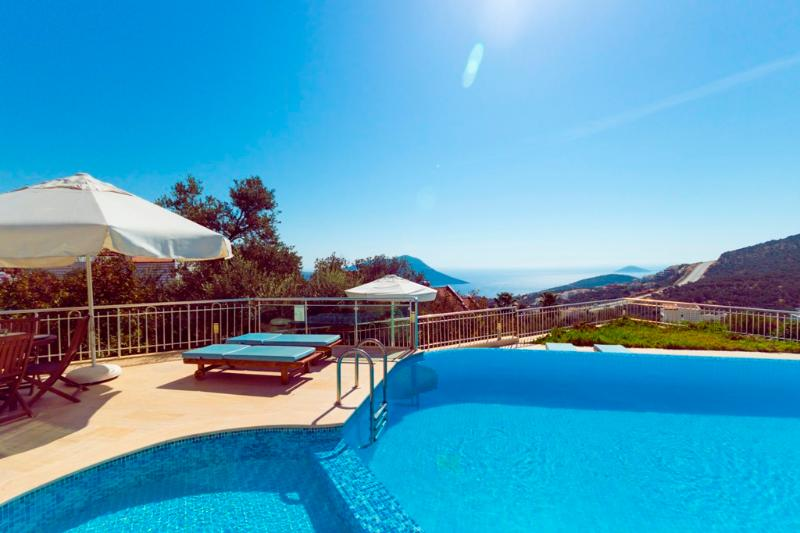 Villa Kalkan Atakan Is 6 Bedroom Luxury Private Villa