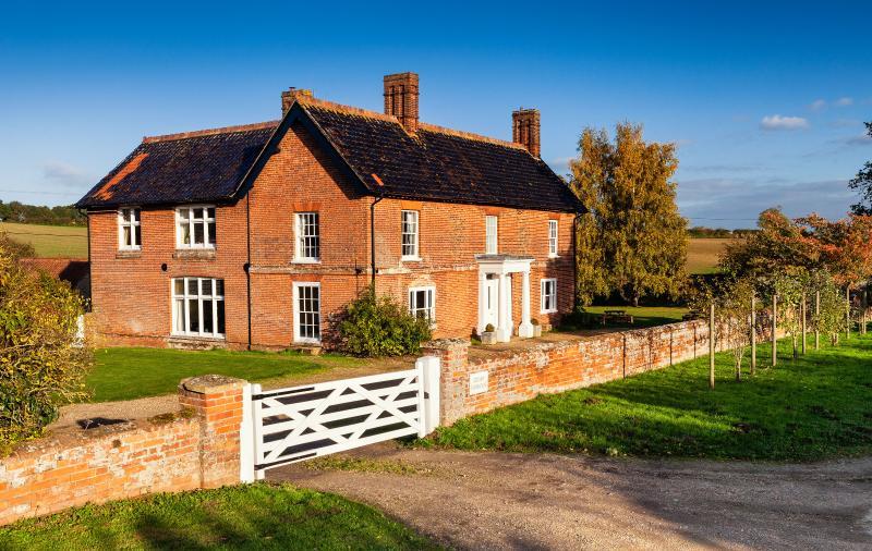Edgar Farmhouse, holiday rental in Walsingham