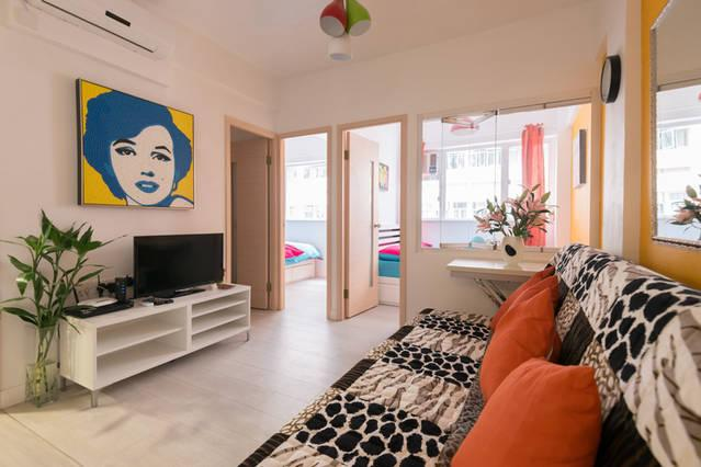 New Reno/Cozy/3 Bdrm/Elements/Austin/Easy access/Kln Center/China Ferry Pier, vacation rental in Hong Kong