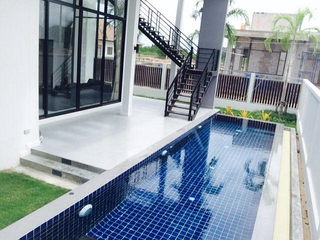 Pool villas for rent daily – semesterbostad i Nong Kae
