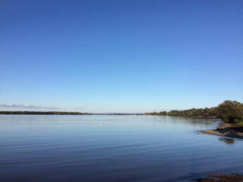 De rivier Shoalhaven, 2 minuten lopen