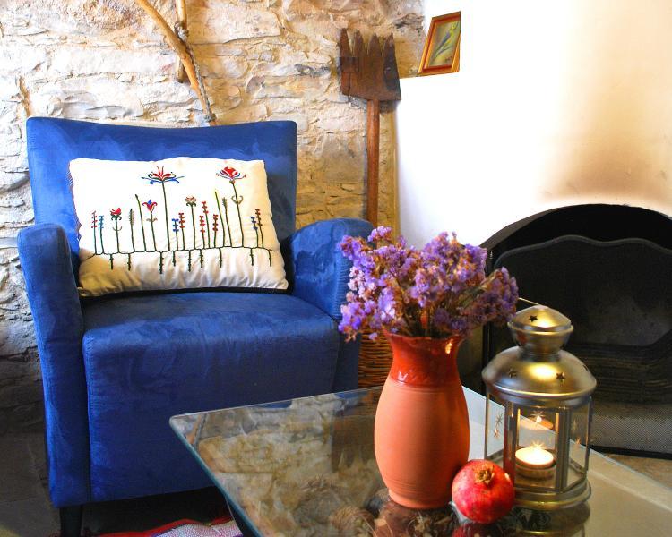 Eco-Awarded Traditional Village Apartment -Maeirko, holiday rental in Lythrodontas