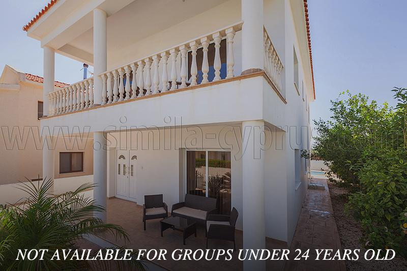 Villa Nesea, Ayia Napa - 4 Bedroom Villa | Nissi Beach, vacation rental in Ayia Napa
