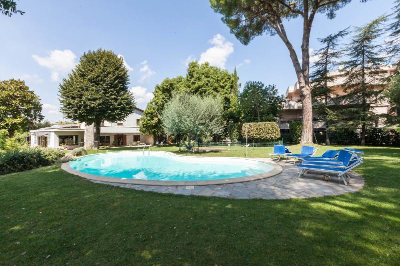 Relais La Canfora - La Veranda, vacation rental in Cerreto Laziale