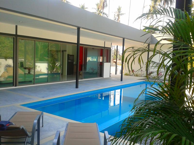 Design  villa     3 bed  private  pool, vacation rental in Lamai Beach