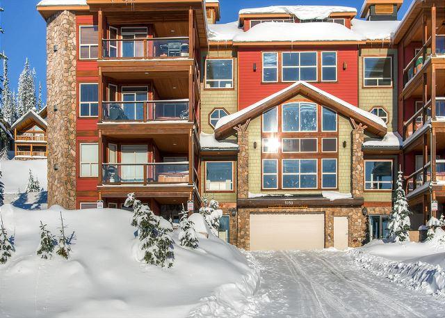 Snowbird Lodge 406