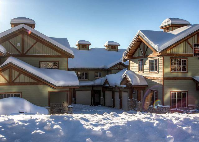 Snowfall Lodge # 2