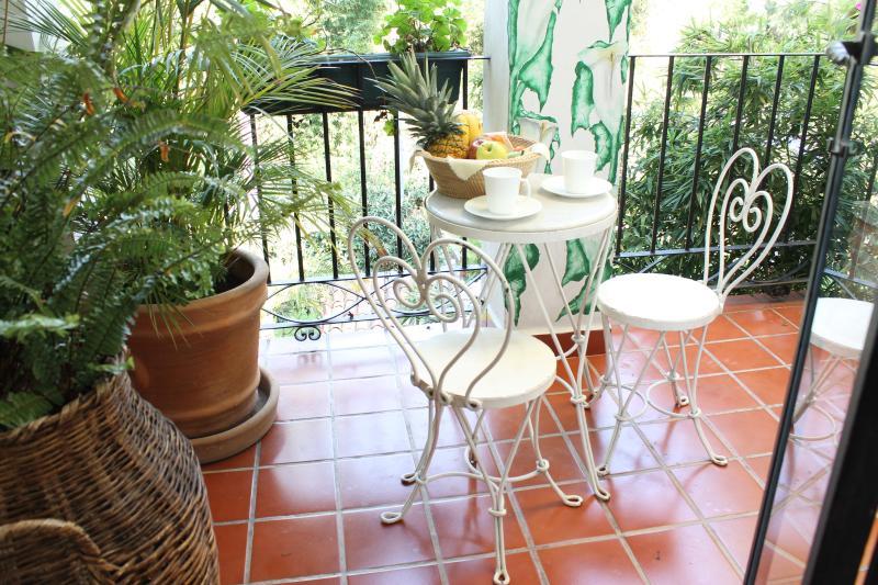 Terraza Privada/ Private Terrace