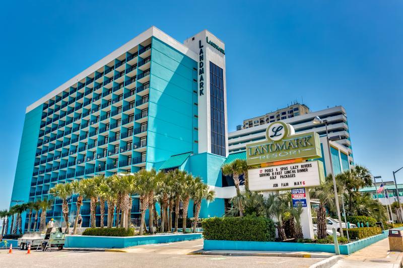 True Oceanfront Villa and Landmark Resort Has Ocean Views