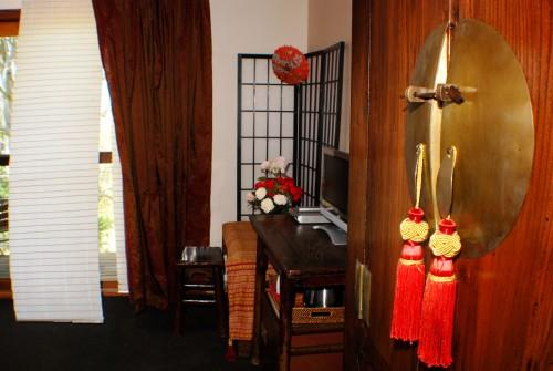 Dreamcatcher Lodge B&B The Asian Room, holiday rental in Picton