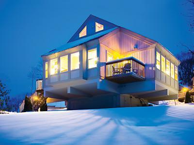 Christmas Mountain Village- Wisconsin Dells- 3bdrm, vacation rental in Wisconsin Dells