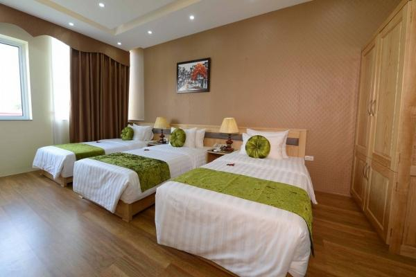 Blau Hotel, vacation rental in Hanoi