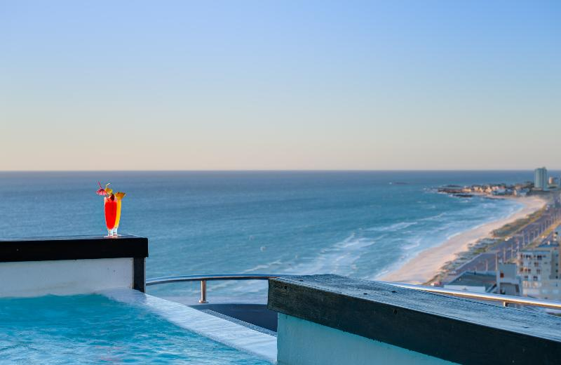 A view above the clouds - The Penthouse on Beach