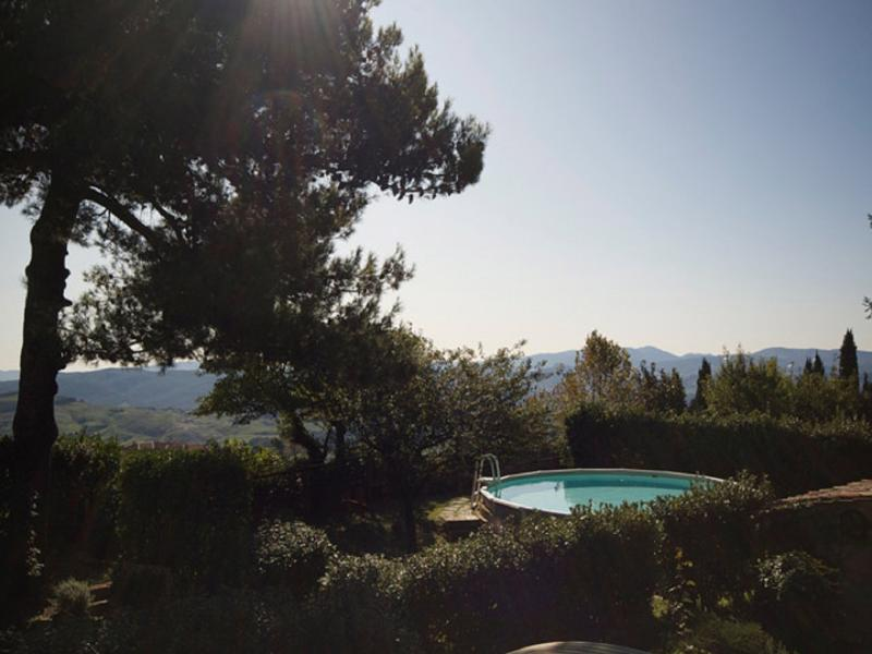 ROMANTIC COTTEGE in historic center of Volterra  -  EXCLUSIVE - TOTAL PRIVACY, holiday rental in Volterra