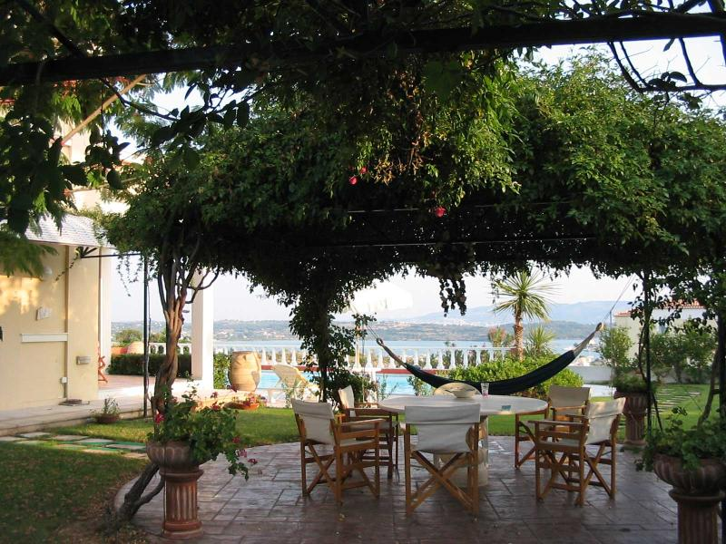 Stylish Villa in Porto Heli, vacation rental in Porto Heli