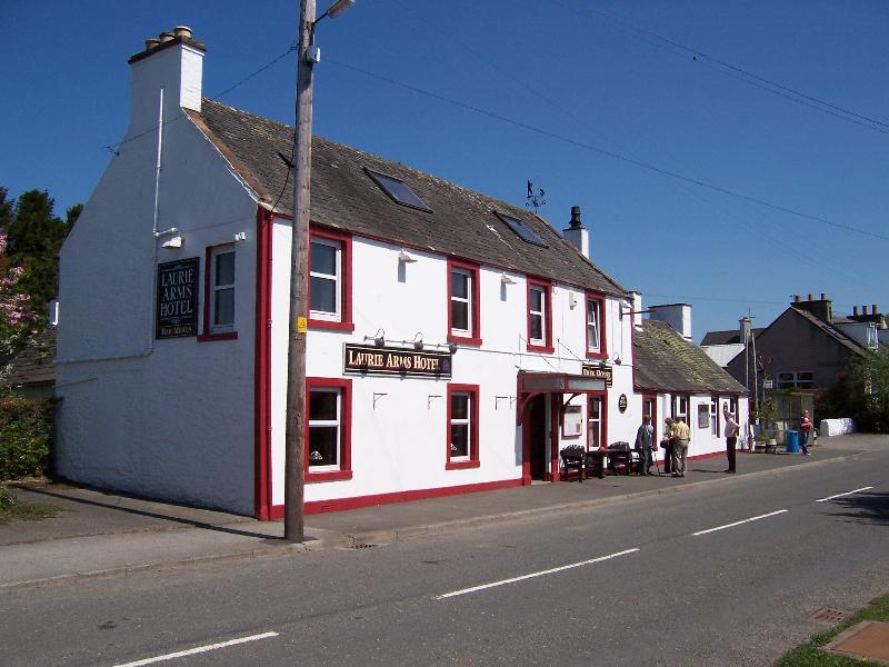 Laurie Arms pub, Haugh of Urr
