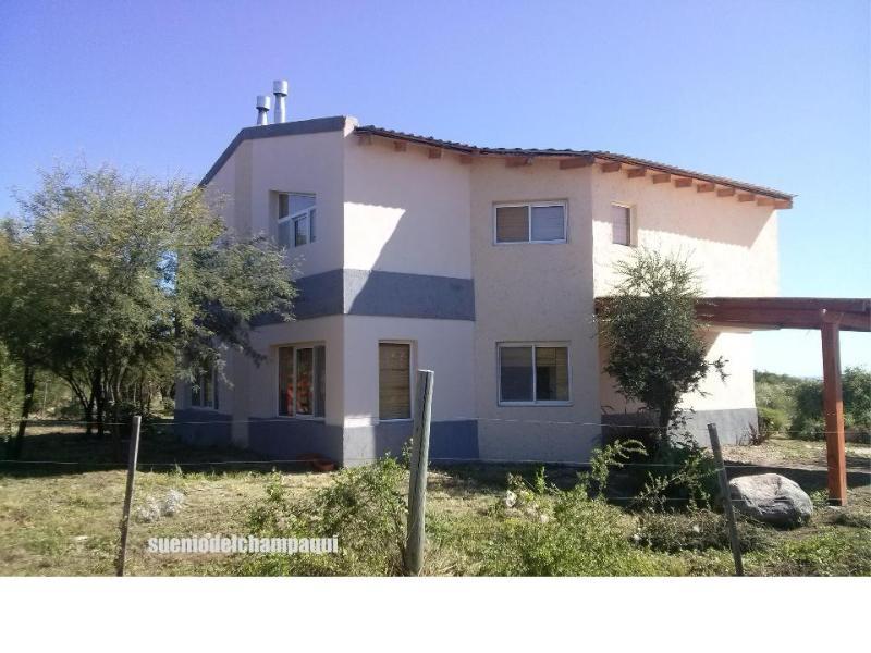 sueniodelchampaqui en Villa de las Rosas, a 50 km de Merlo, San Luis y 20 km de Mina Clavero y Nono