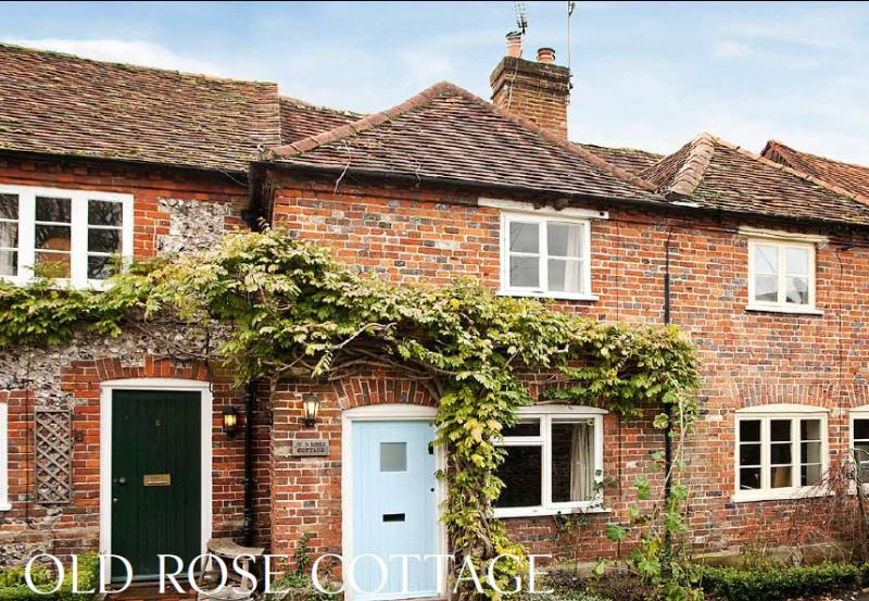 Old Rose Cottage in idyllic Chilterns village location, near Henley and Marlow, location de vacances à Saunderton