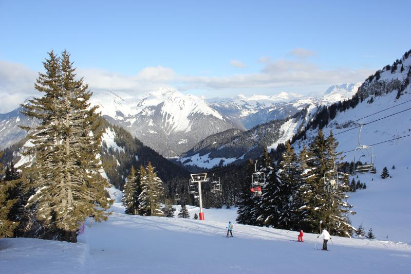 The Grande Terche ski area