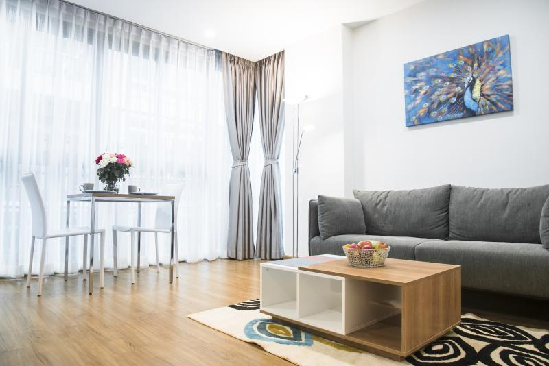 Modern 1 Bedroom Apartment, alquiler vacacional en Doi Suthep
