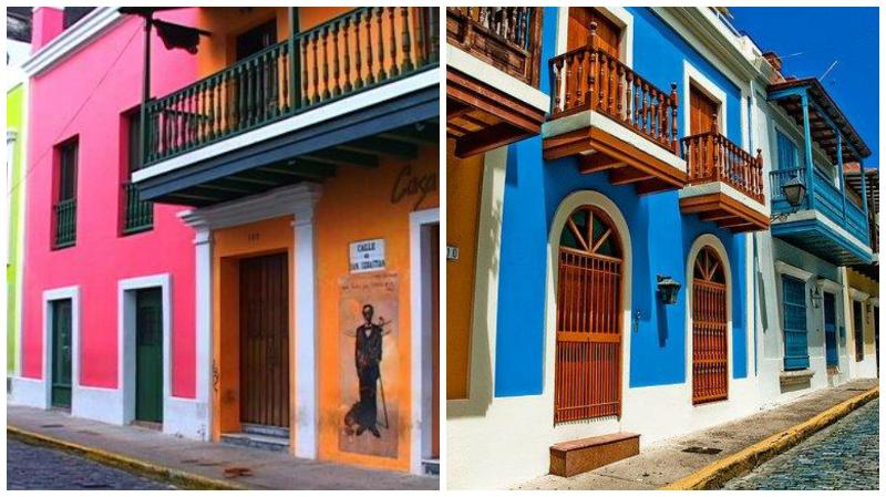 Old San Juan - within ten minutes by bus ($0.75)