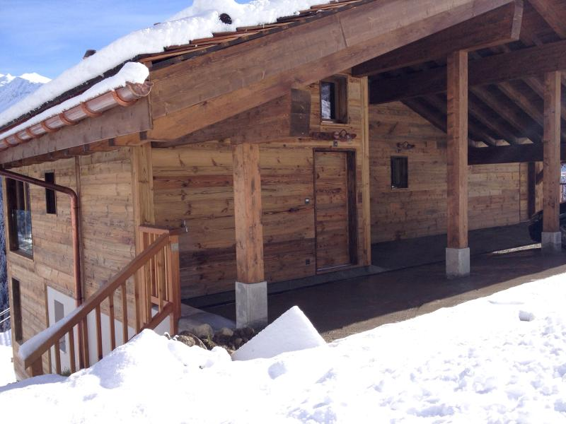Pic Blanc Chalet, vacation rental in Grimentz