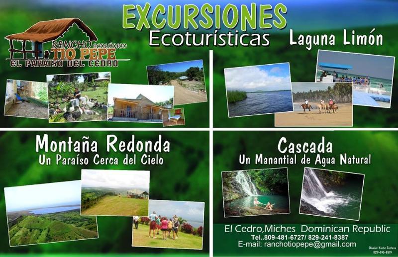 Rancho Ecologico Tio Pepe, holiday rental in El Cedro