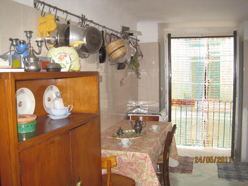 Kitchen (old photo)