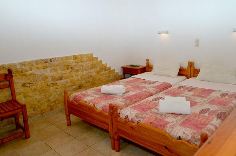 double bed apartment no 22