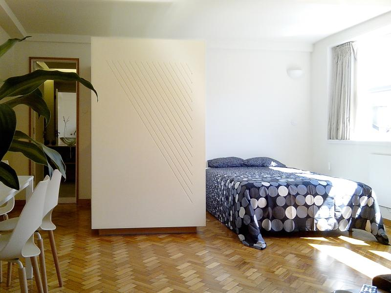 The 1st room area
