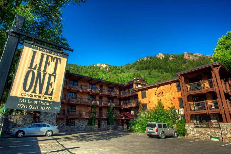 Lift One - 304 - 1B/1B, holiday rental in Aspen
