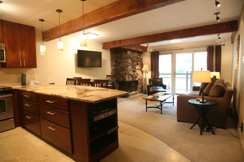 Kitchen/ Living-room