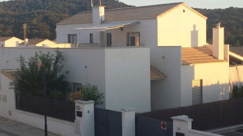Casa soleada y acogedora