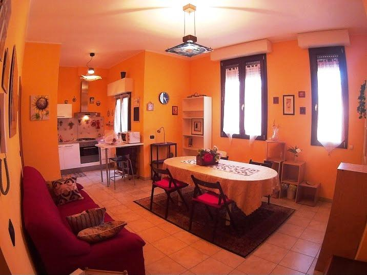 superb  apartment  with 2 bedrooms double in the heart historic center of Milan, vacation rental in Barona