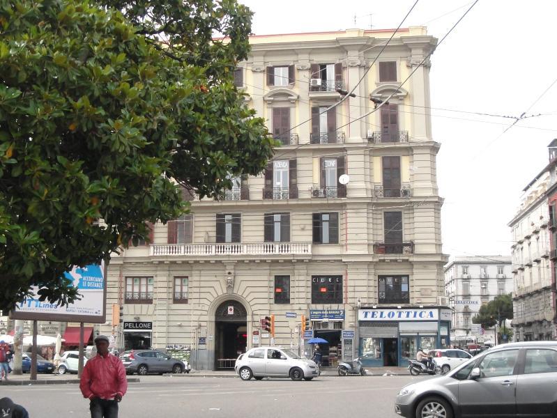 Garibaldi's Building