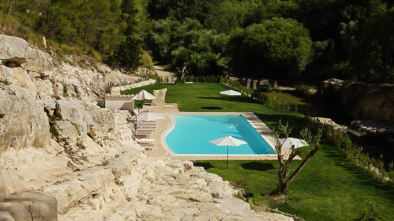 Quercia: Sicily - Cottage with swimming pool, holiday rental in Giarratana