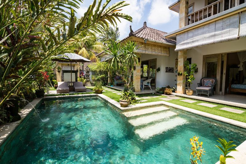 Villa Semua Suka 3BD/3BA/POOL/Ricefields of Ubud, vacation rental in Ubud