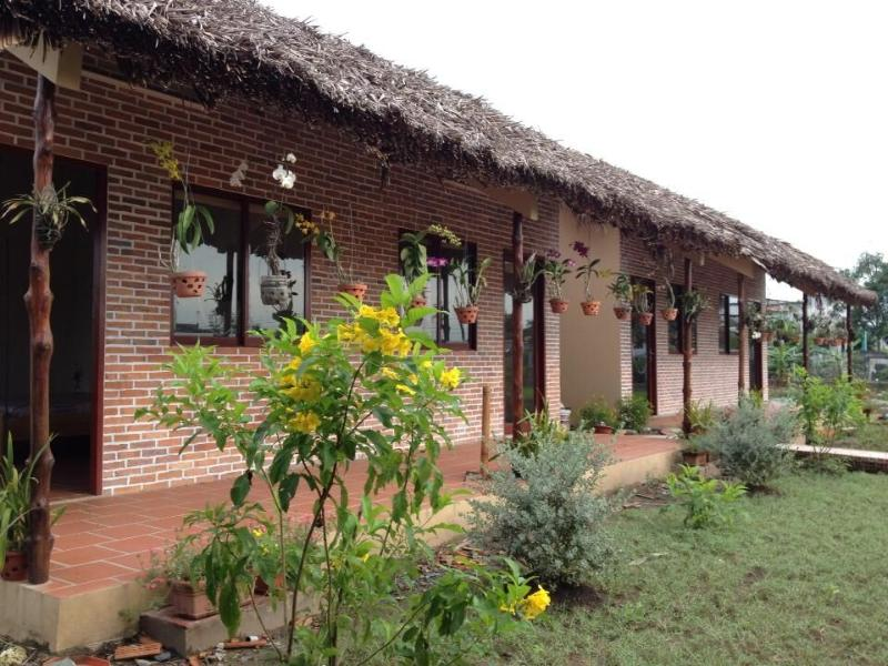 Binh tien farmstay bungalows
