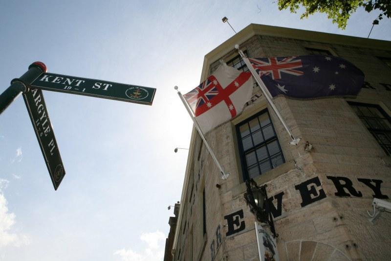 historic Sydney landmarks are right on your doorstep