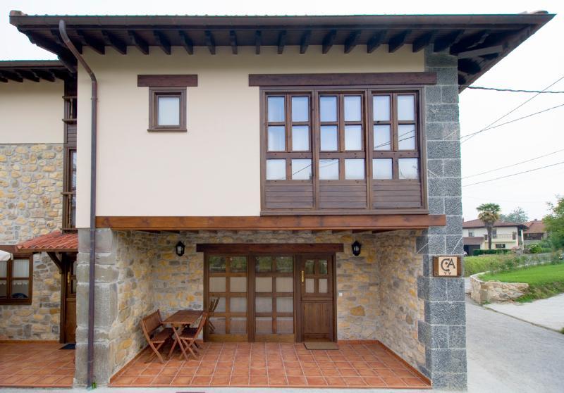 Fachada Casa Larrionda 1
