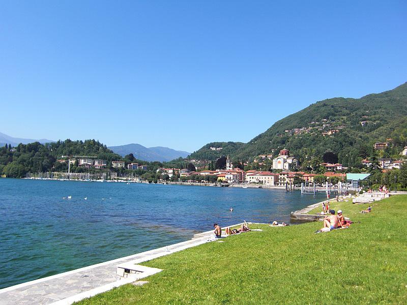 Villa Perla, Laveno Lake Maggiore - NORTHITALY VILLAS vacation rentals