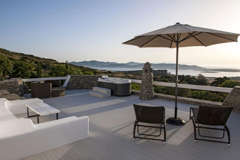 Paros Butterfly Villas 4 with common pool,1 in Tripadvisor, location de vacances à Pounta
