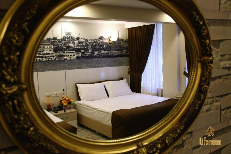 LİFE ROOM HOTELS, vacation rental in Istanbul