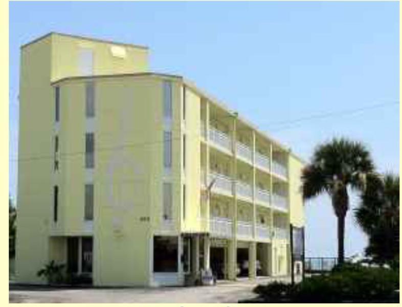 Desde A1A Ormond Beach Florida
