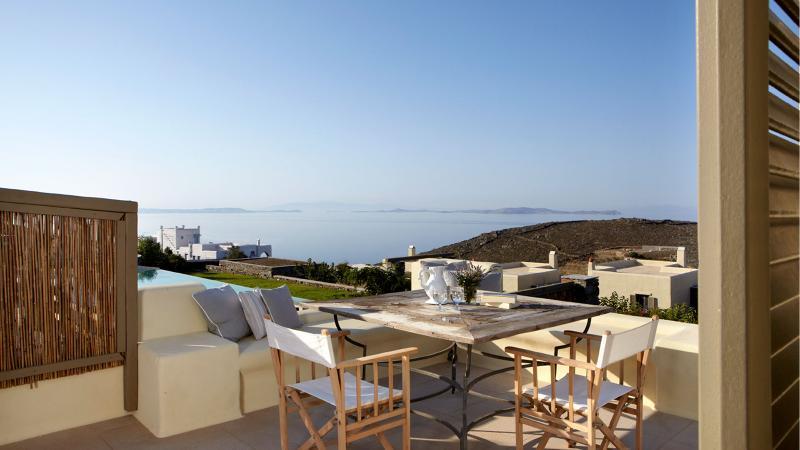 View | Diles & Rinies Estate | Villas in Tinos
