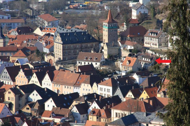 Ferienwohnung Kapellengässchen Kulmbach, holiday rental in Kronach