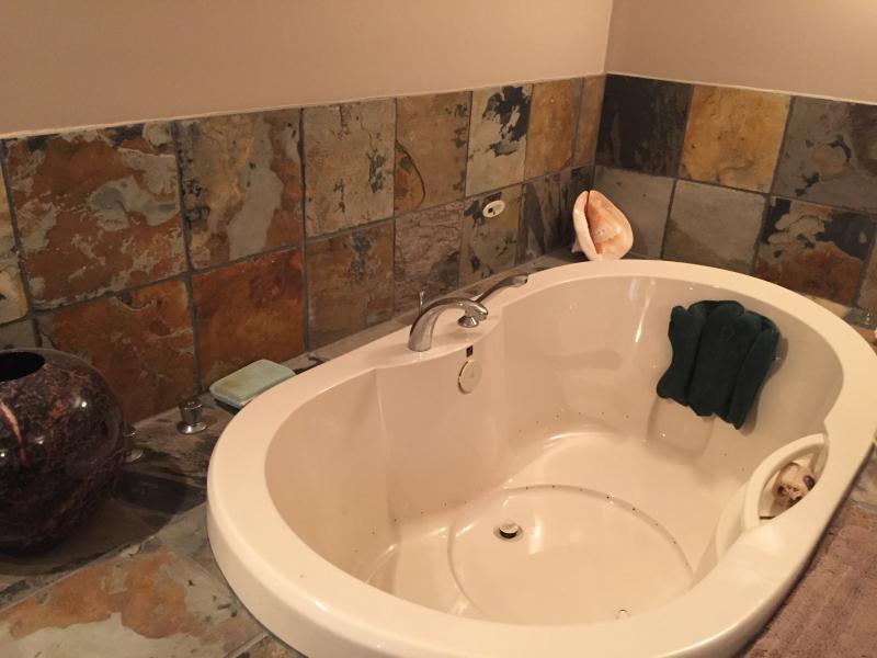 Spa Bath - optional