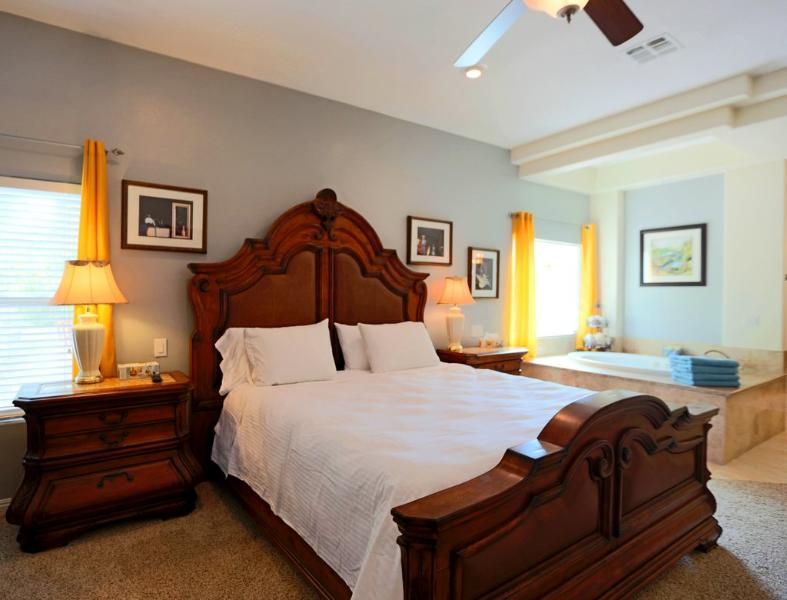 MASTER SUITE AND SPA