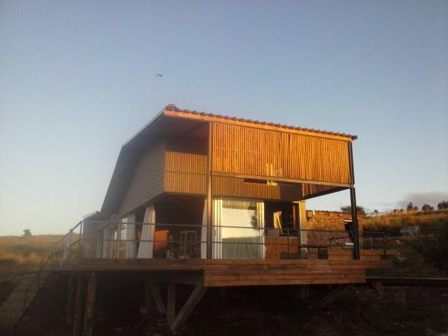 Gran vista a las Sierras de los Caracoles, a 45 minutos de Punta del Este.
