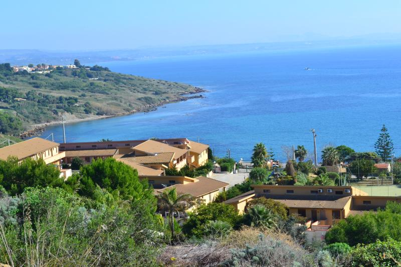 Vista panoramica del Residence